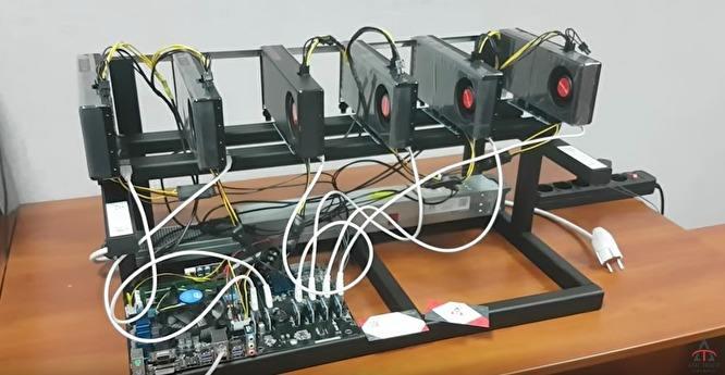 Как собрать майнинг ферму для Ethereum в 2021 году. Оборудование, комплектующие, видеокарты.