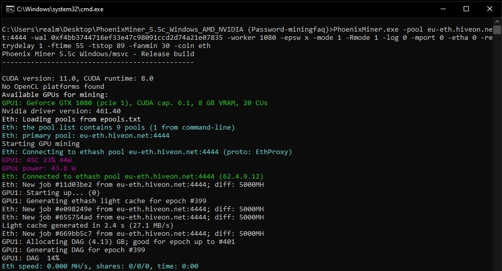 Майнинг криптовалют на домашнем компьютере. Личный опыт. Nice Hash.