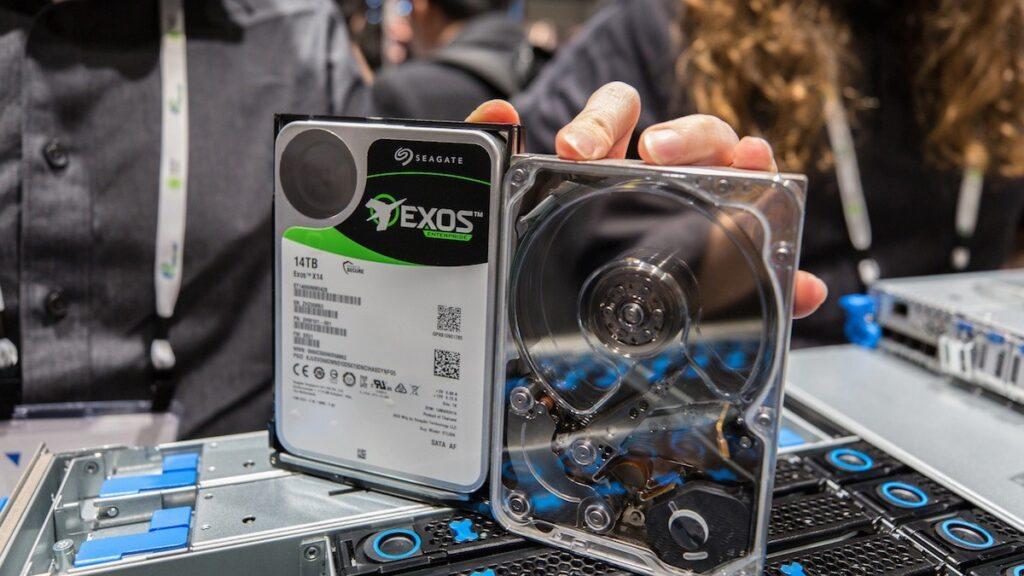 Seagate выпускает идеальный HDD для майнинга Chia со скоростью до 525 МБ/с